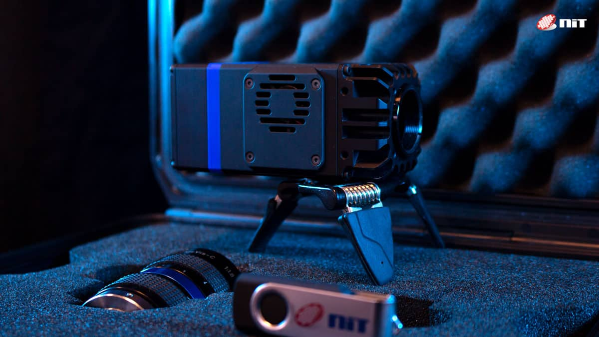 HiPe SenS commercial camera
