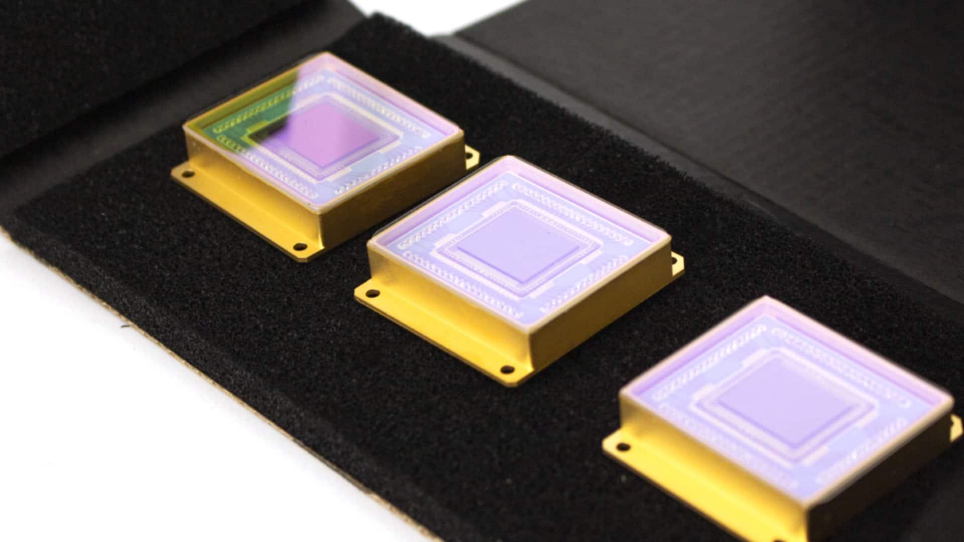 NSC1901T-SI, SXGA SWIR sensors