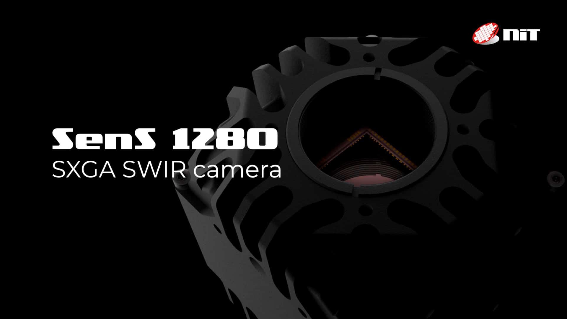 SenS 1280 - SXGA SWIR camera