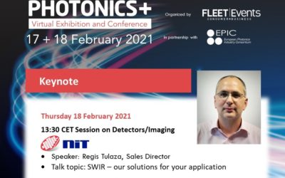NIT presents at PHOTONICS PLUS conference