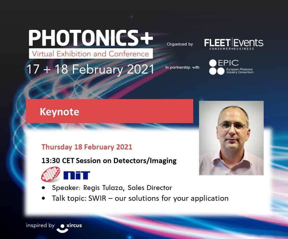 Presentation at PhotonicsPlus