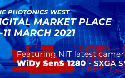 NIT introduces the WiDy SenS 1280 at Photonics West