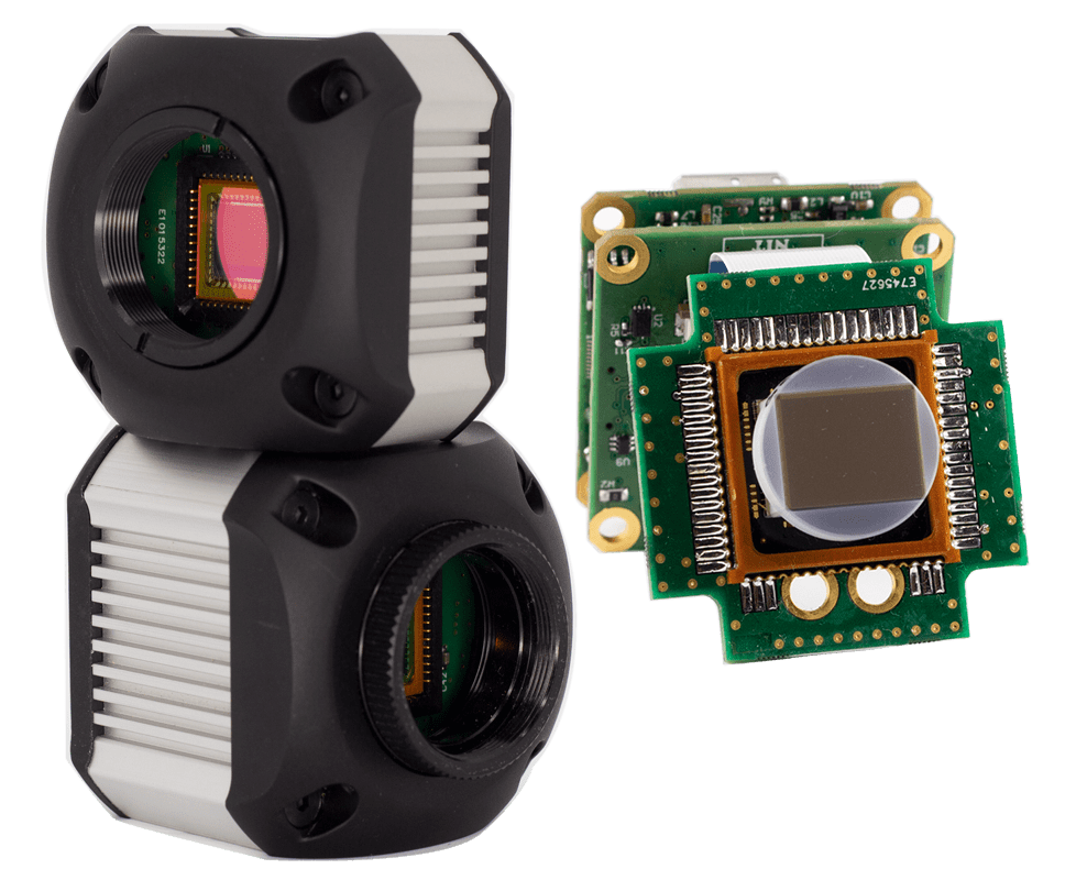 NIT CMOS cameras and modules