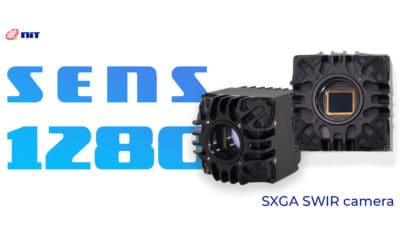 The SenS 1280V-ST HD SWIR camera is ready for sale