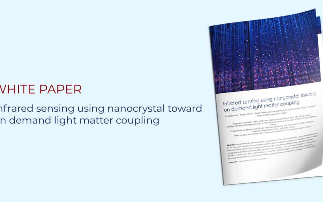 White paper: Infrared sensing using nanocrystal toward on demand light matter coupling