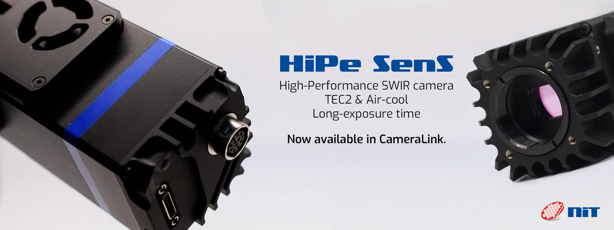 HiPe SenS CameraLink now available